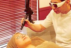 肝斑レーザー治療